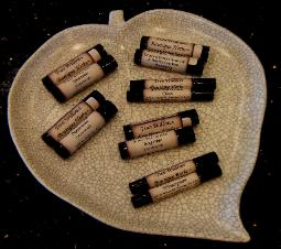 Organic Grape Seed Oil and Bees Wax Lip Balms from Two Willows Farm & Vineyard.