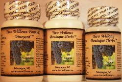 Two Willows Encapsulated Grape Extracts